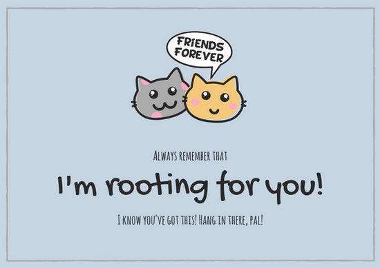 Customize 60 Encouragement Card Templates Online Canva