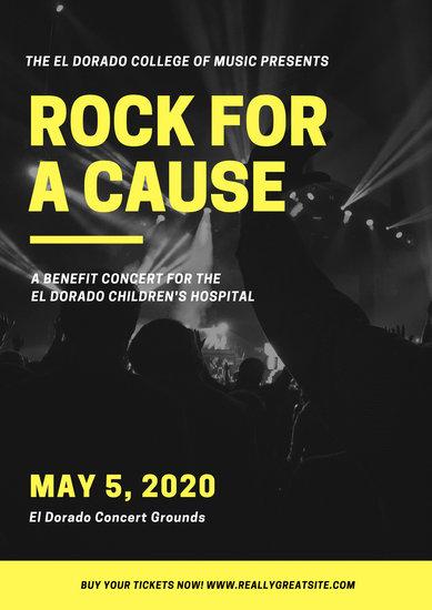 Customize 171 Concert Poster templates online  Canva
