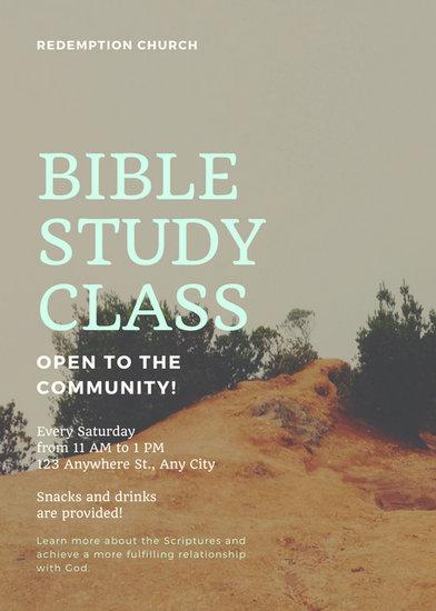 Customize 67 Church Flyer templates online  Canva