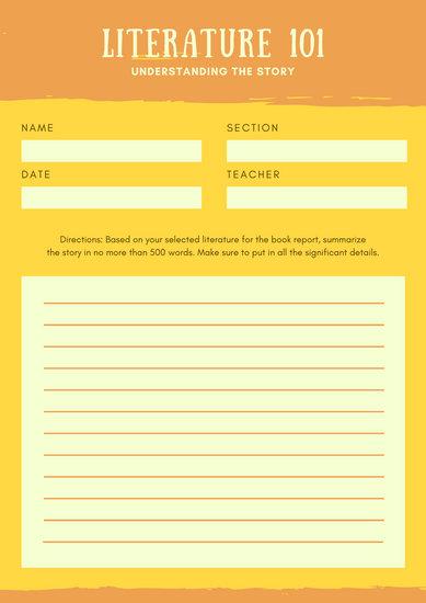 Customize 683 Worksheet Templates Online