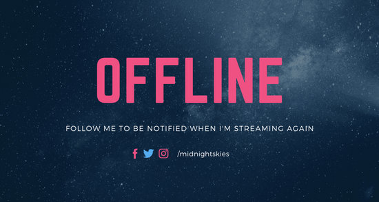 Customize 1202 Twitch Banner templates online  Canva