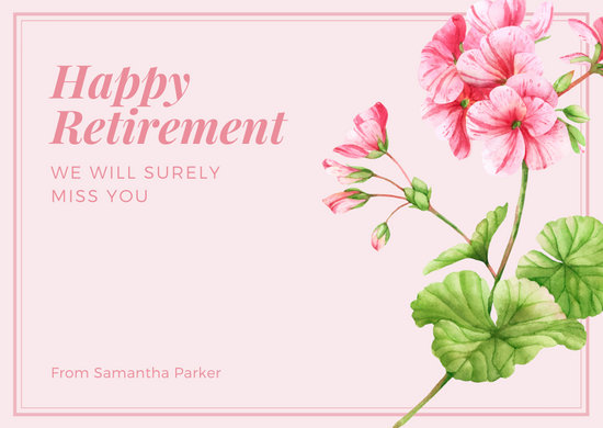 Funny Wallpapers With Quotes In Telugu Customize 40 Retirement Card Templates Online Canva