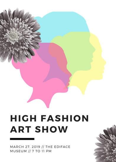 customize 39 art flyer