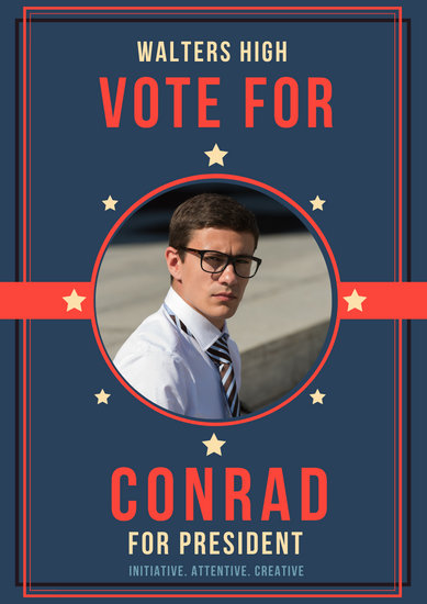 customize 361 campaign poster