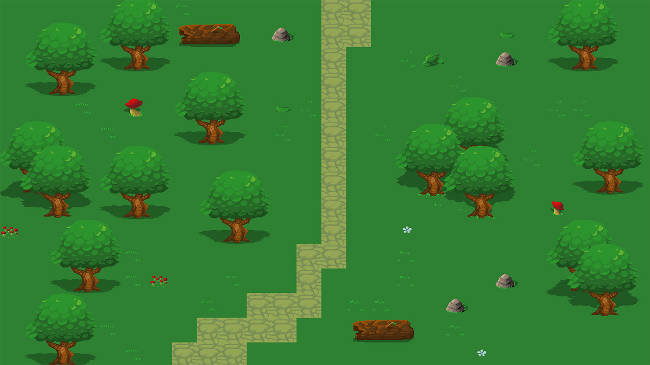 Forest Amp Town Tilesets By Minisabella GameMaker Marketplace