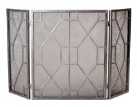 13 Pictures Silver Fireplace Screen - Homes Decor | 59260