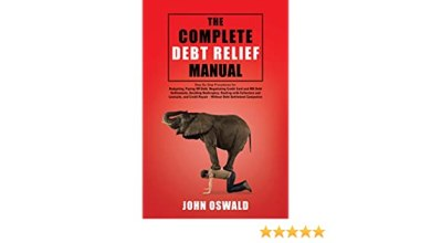 Photo of The Complete Debt Relief Manual By John Oswald