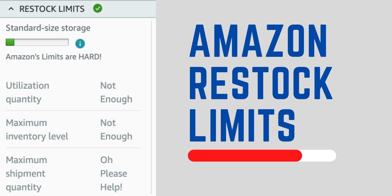 Amazon FBA Inventory Limits