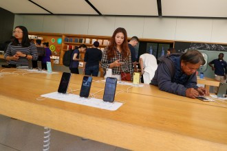 Smartphones are killing desktops and digital cameras