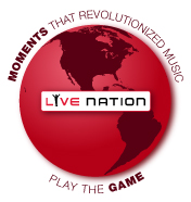Live Nation announcement