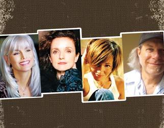 Shawn Colvin , Patty Griffin , Emmylou Harris