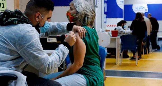 israele vaccina