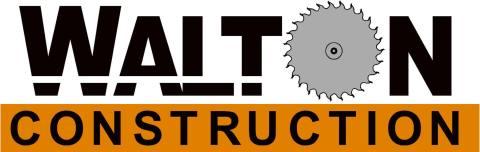 logo for Walton Construction and Renovation