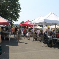 Haydock Park Sunday Market
