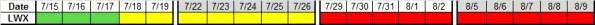 Next 4 wks LWX 7-12-2013