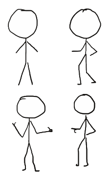 Tips And Ideas For Drawing Stick Men