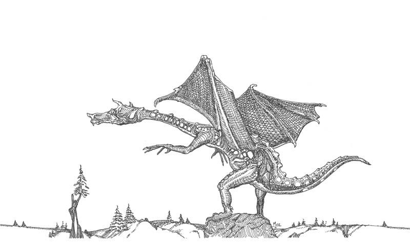 Preflight Dragon