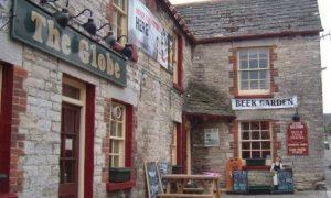 globe swanage pub