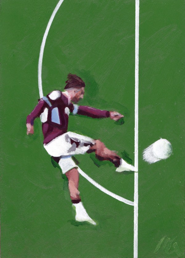 Jack Grealish volley Aston Villa vs. Derby County