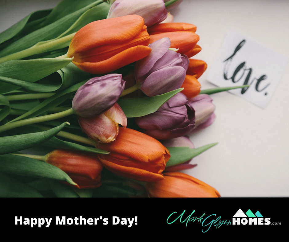 Happy Mother's DAy greetings from St. John's realtor