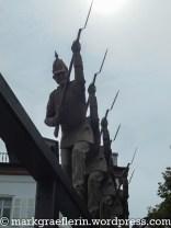 Kunstwerk / Denkmal zur Badischen Revolution
