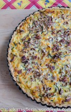 Suesskartoffel Zucchini Quiche 3