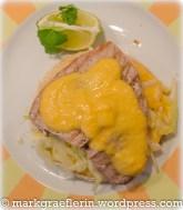 Thunfischburger mit Mangosauce 5