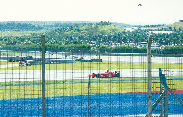 2003 Malaysian Grand Prix