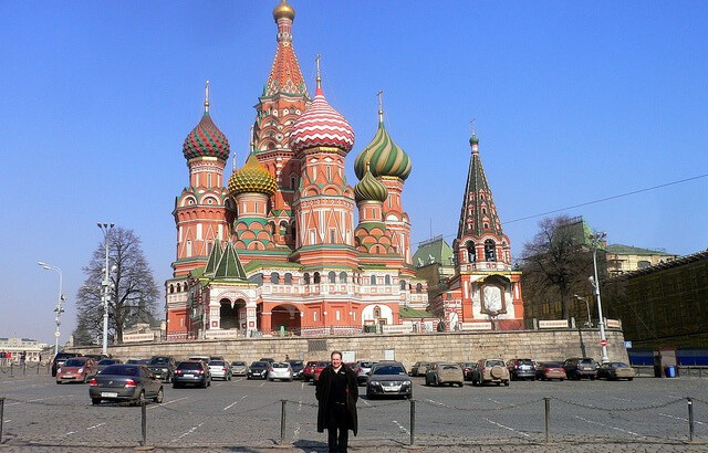 St Basil's, Red Square, Moscow