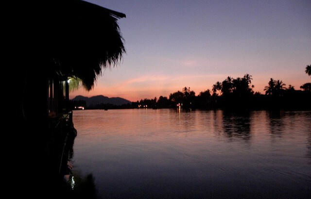 Four Thousand Islands, Laos