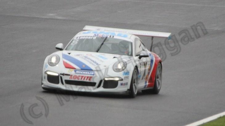 Porsche Supercup at Silverstone, 2013