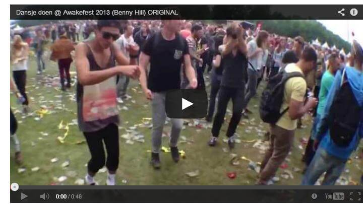 The Benny Hill Ravers