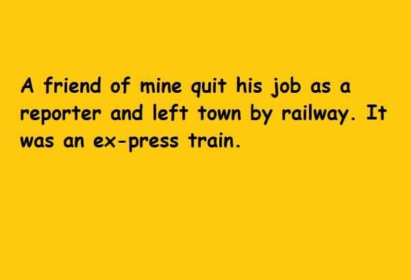 ex press train