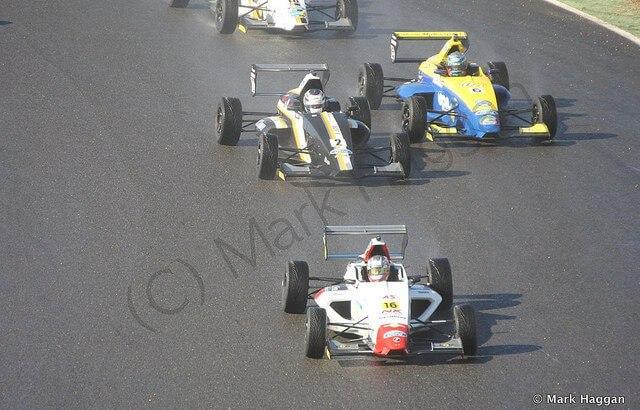 2014 Formula Ford series at Brands Hatch