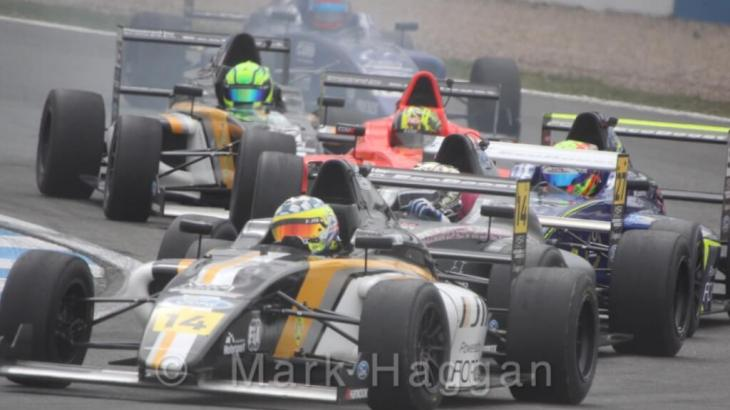 MSA Formula at Donington Park