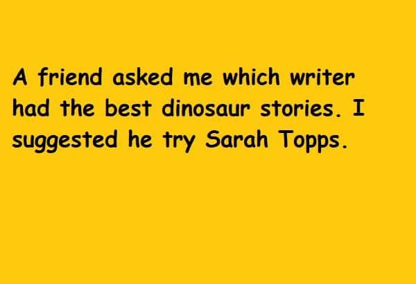 sarah topps