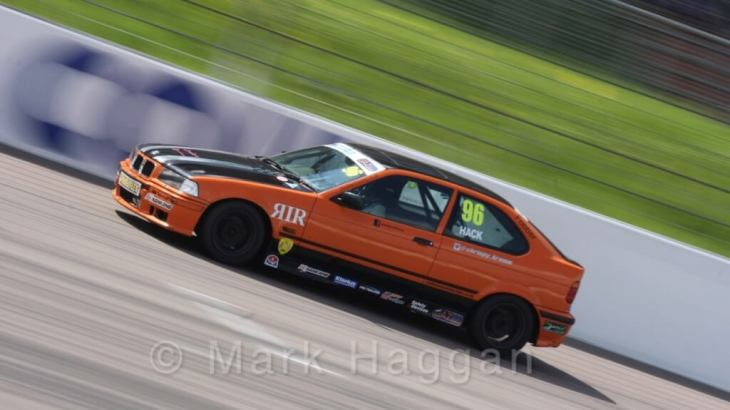 BMW Compact Cup at Rockingham