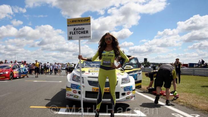 BTCC 2016 Snetterton Weekend