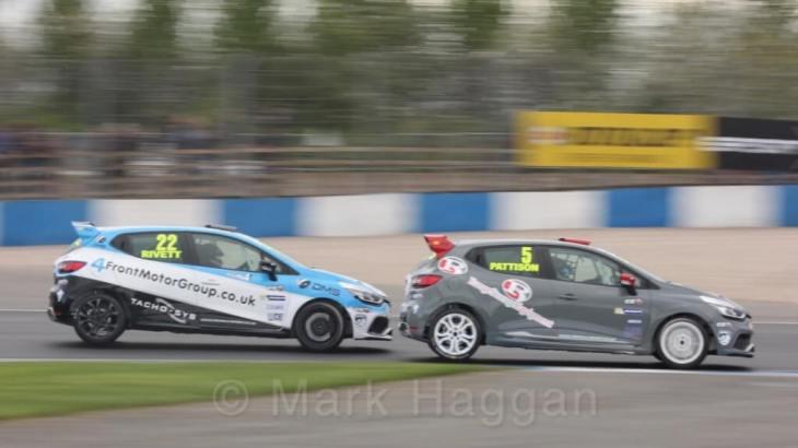 Clio Cup Donington 2017