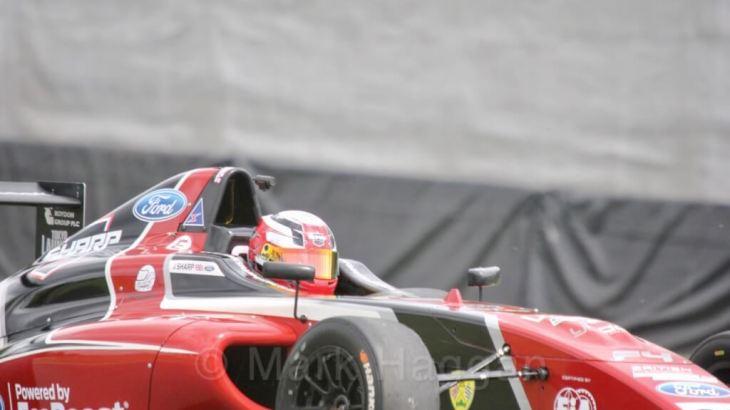 British F4 at Oulton Park 2017