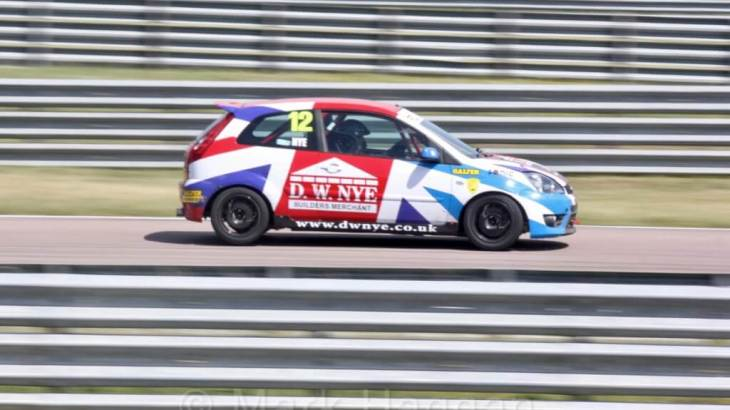 BRSCC Fiesta Championship weekend Rockingham 2017