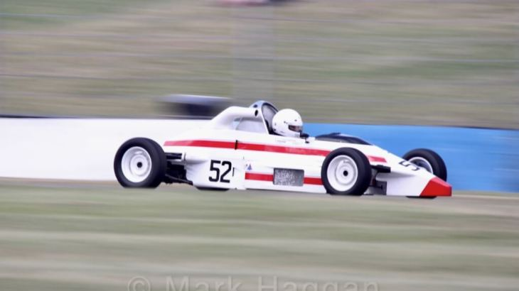 FF1600 at Donington July 2017