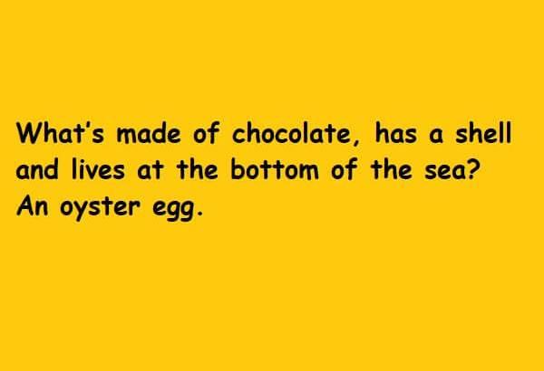 an oyster egg