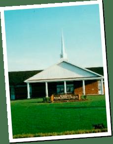 Church building c. 1998