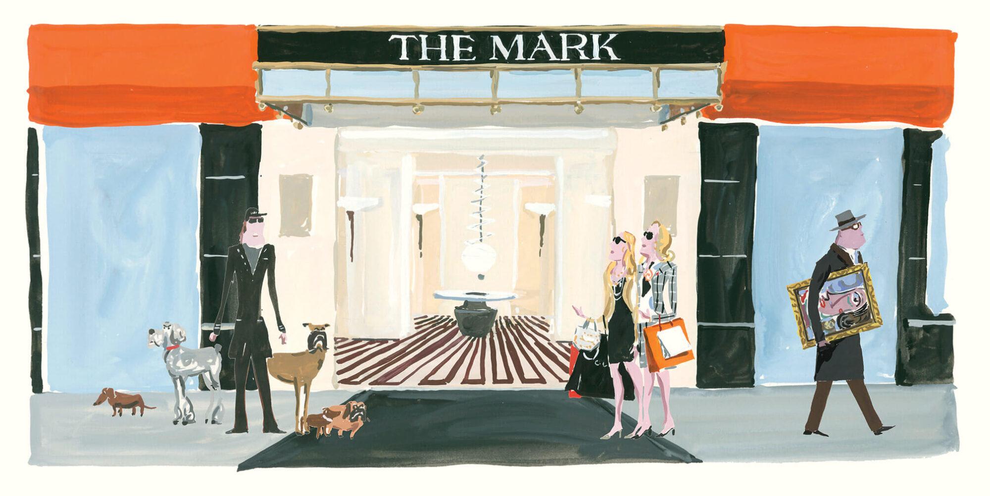 Nueva York. The Mark Hotel