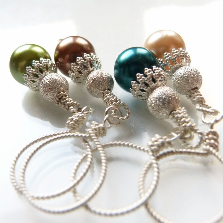 Midwinter Ball Knitting Stitch Marker