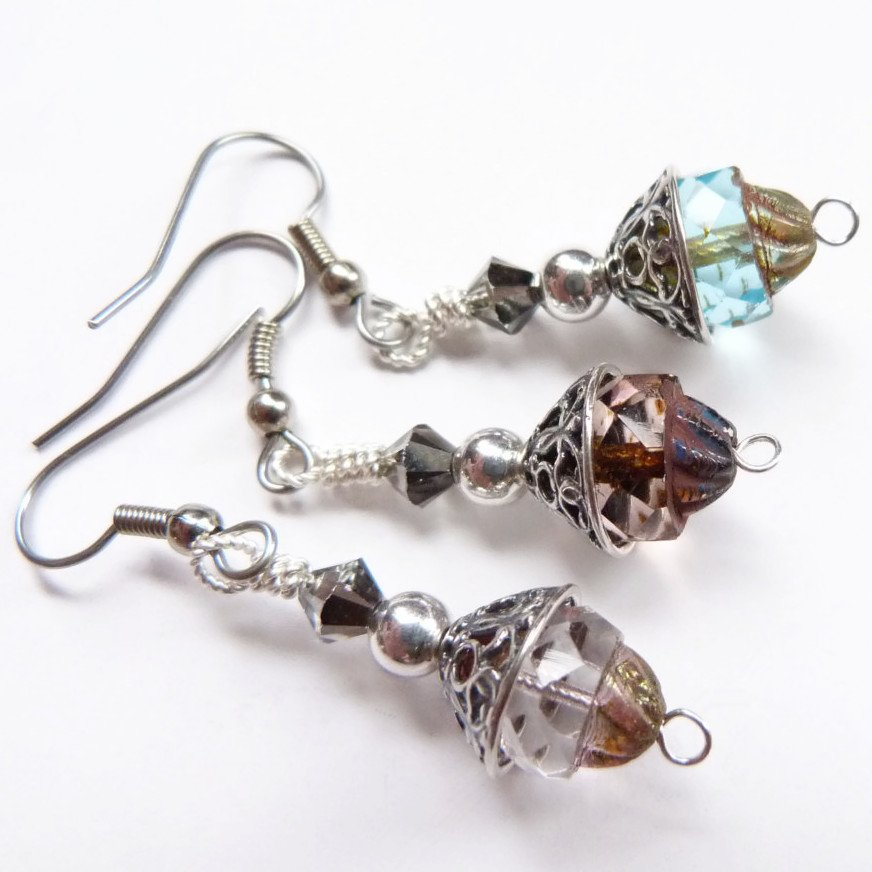 Sylvan Boudoir Dangle Earrings