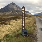West Highland Way Glen Etive