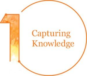 1. Capturing Knowledge