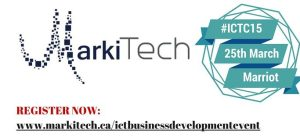 Picture for MarkiTech's #ICTC15